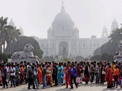 Kolkata Temperature 12 9 Degree On Christmas Below Normal Tuesday