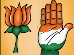 Bjp Or Congress Who Win Five States Assembly Elections Indicates In Exit Poll