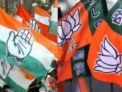 Bjp Wins Assam Panchayat Elections With 42 Seats Congress