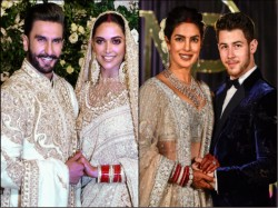 Deepika Padukone Or Priyanka Chopra Which Diva Caught More Limelight During Wedding