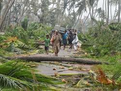 Cyclonic Storm Phethai Over South Weat Bay Bengal