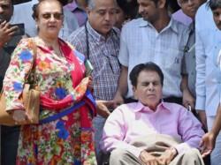 Dilip Kumar S Wife Saira Banu Seeks Pm Narendra Modi S Help Over Land Mafia Threats Mumbai