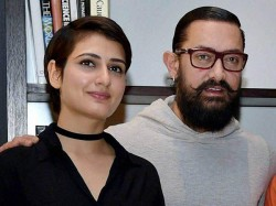 Fatima Sana Shaikh Opens Up About Link Up Rumours With Aamir Khan