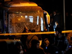Suspected Terrorist Killed Raids Egypt