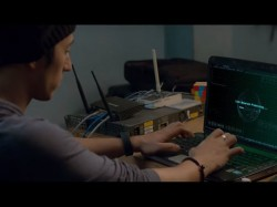 The Hacker Official Trailer Aryan S Movie Shows Hacking Game