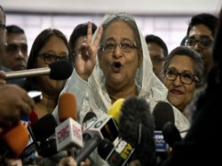 Opposition Parties Bangladesh Rejects Vote Results Demands Election Again
