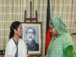 Mamata Banerjee Greets Sheikh Hasina On Election Bangladesh