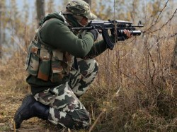 Suspected Terrorists Killed Assam During Gunfire