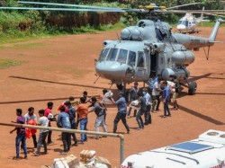 Two Navy Personnel Dead Kochi Naval Base Accident