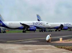 Smoke Engulfs Aircraft Indigo Flight Makes Safe Emergency Landing Kolkata Airport