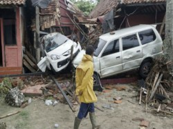 More Than 50 Killed 600 Injured Indonesia Tsunami Set Off Volcanic Activity
