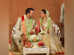 Isha Ambani Anans Piramal Wedding Update Anant Akash Took Sister To Mandap