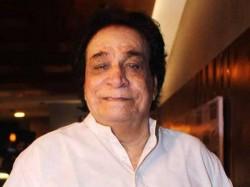 Veteran Actor Kader Khan Critical Put On Bipap Ventilator