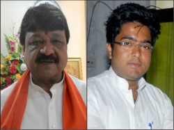 Bjp Leader Kailash Vijayvargiya Again Takes On Abhishek Banerjee As Thief