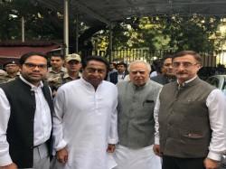 Congress Misses Majority Madhya Pradesh