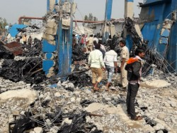 Six Dead Five Critically Injured Karnataka Boiler Blast