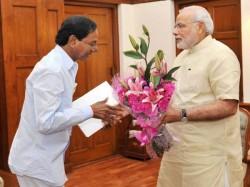 Rahul Gandhi Takes Challenge Break The Partnership Modi Kcr