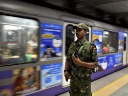 Fire At Kolkata Meto Rail Passengers Raising Fingers Towards The Authorities