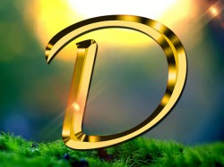Numerology Name Start With D Personality