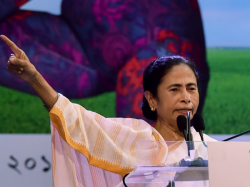 Cm Mamata Banerjee Alleges Cpm Now Changes Color Join Bjp