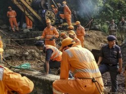 Iaf Coal India Others Rush To Rescue Trapped Meghalaya Miners