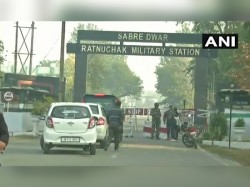 Possible Terror Attack At Military Station Jammu Foiled Alert Army Jawans