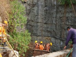 Miners Are Trapped Mine Meghalaya During 15 Days