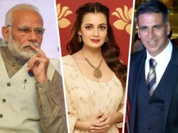 Dia Mirza Slams Akshay Kumar Pm Narendra Modi No Women Bollywood Meet