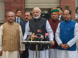 Narendra Modi Tweets His Reaction On 5 State Election Results