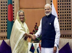 Narendra Modi Greets Hasina On Election Bangladesh