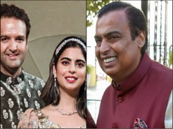 Mukesh Ambani Reveals Top Secret About Isha S Husband Anand Piramal See Rare Videos