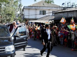 Bjp S Enters Into Mizoram Assembly The First Time Rebel Congress Mla Makes It Possible