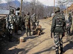 Four Militants Killed Encounter With Security Forces Pulwama Jammu Kashmir