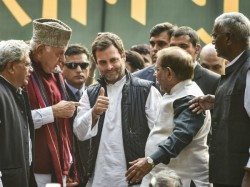 Rahul Gandhi As Pm Nominee Can Create Problems Opposition Unity Claims Cpi