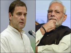 Rahul Gandhi Is Advantage Against Modi According Abp News Exit Poll