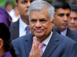 Ranil Wickremesinghe Take Oath As Sri Lankan Pm On Sunday
