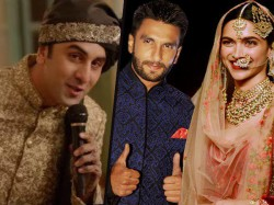 Deepika Padukone Talks About Ranbir Kapoor Not Attending Her Wedding Reception