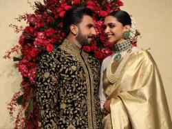 Ranveer Deepika S Mumbai Reception Couple Party With B Town