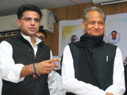 Ashok Gehlot Sachin Pilot Rivalry Could Cost Congress Rajasthan Even After Win