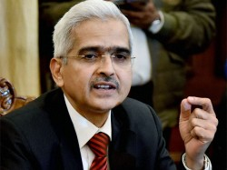 Shakti Kant Das Appointed As New Rbi Governor