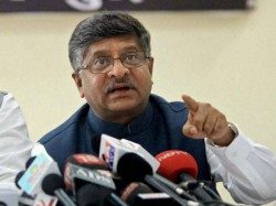 Bill Not Against Any Religion Says Ravi Shankar Prasad