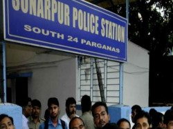 Sonarpur Couple Commits Suicide Front Kids