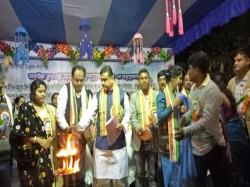Subhendu Adhikari Gave Message Their Leader Mamata Banerjee