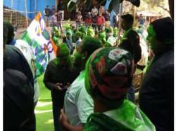 Trinamool Congress Increases Its Vote Percentage 19 Percent 117 No Ward Kmc