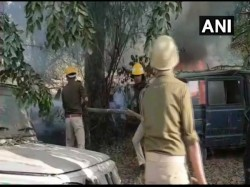 Police Officer Killed Protest Over Alleged Cow Slaughter Up S Bulandshahr
