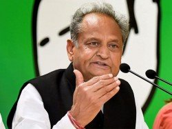One The Contender The Rajasthan S Chief Minister Post Is Ashok Gehlot