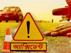 Five People Died An Accident Chandrakona West Midnapur