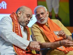 Narendra Modi Amit Shah Do Five Public Meeting Between Two Months