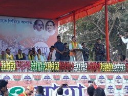 Bjp S Rathyatra S Rally Is Ended With Only Thanks Message Dilip Ghosh