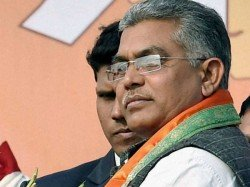 Dilip Ghosh Attacks Against State Government On Discussion Issue
